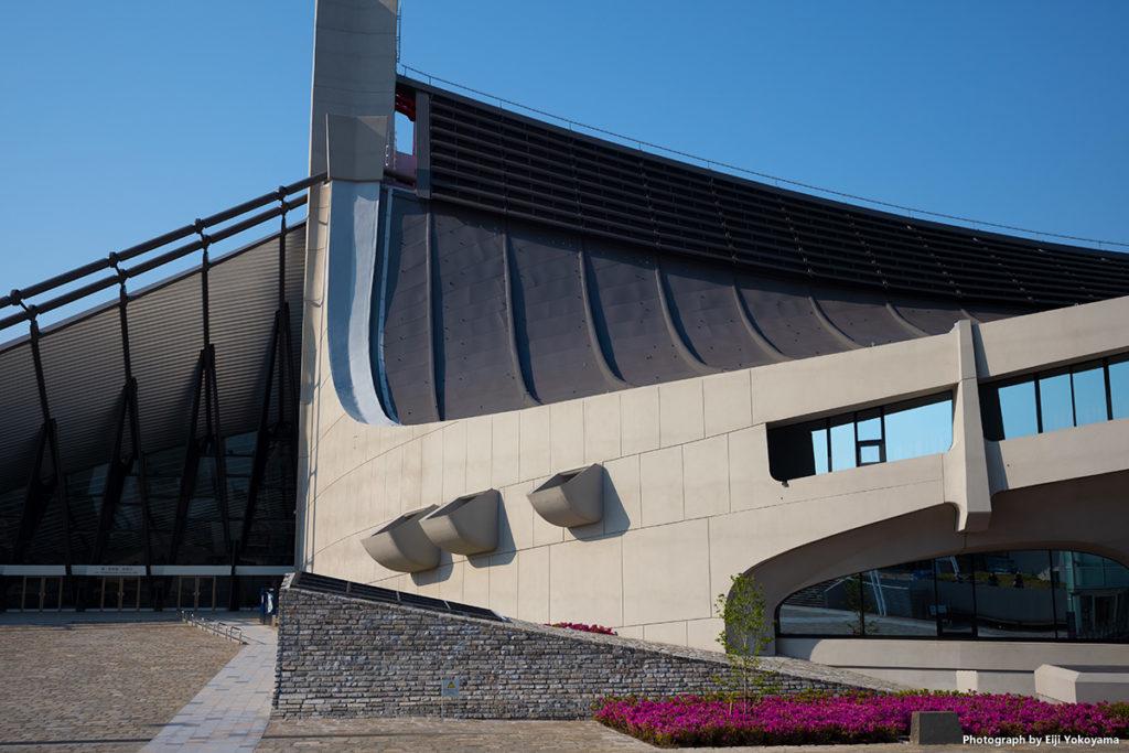 国立代々木競技場 第一体育館。Leica M10 + SUMMICRON 35mm f/2 7Elements