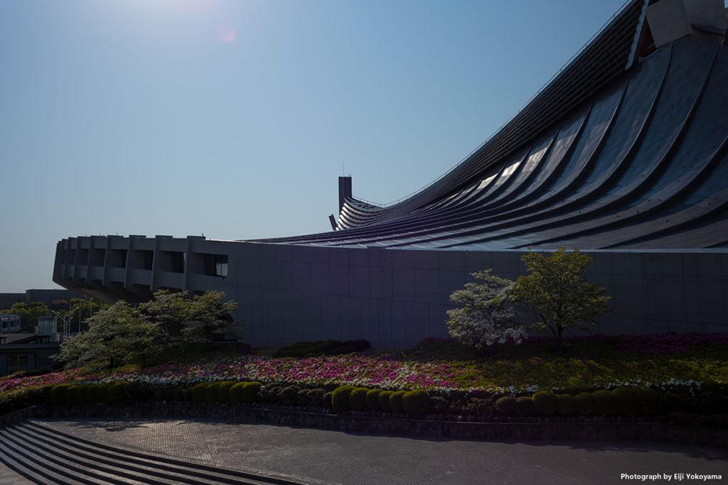 国立代々木競技場 第一体育館。4/29, Leica M10 + Leica Summicron 35mm f/2 7Elements