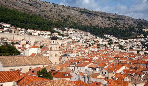 ドブロブニク,クロアチア(Dubrovnik, Croatia) アドリア海・地中海クルーズ