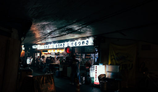 ガード下の風景・有楽町 FUJIFILM XF10