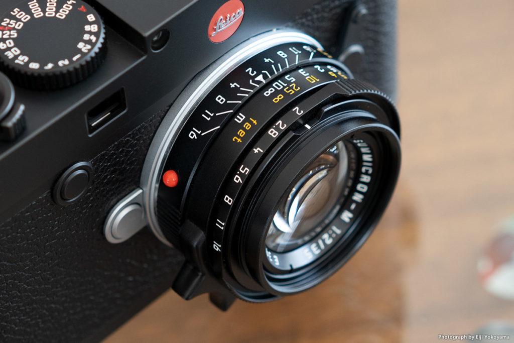 LEICA SUMMICRON M 35mm f/2 7 Elements(ライカ ズミクロン 35mm 7枚玉)