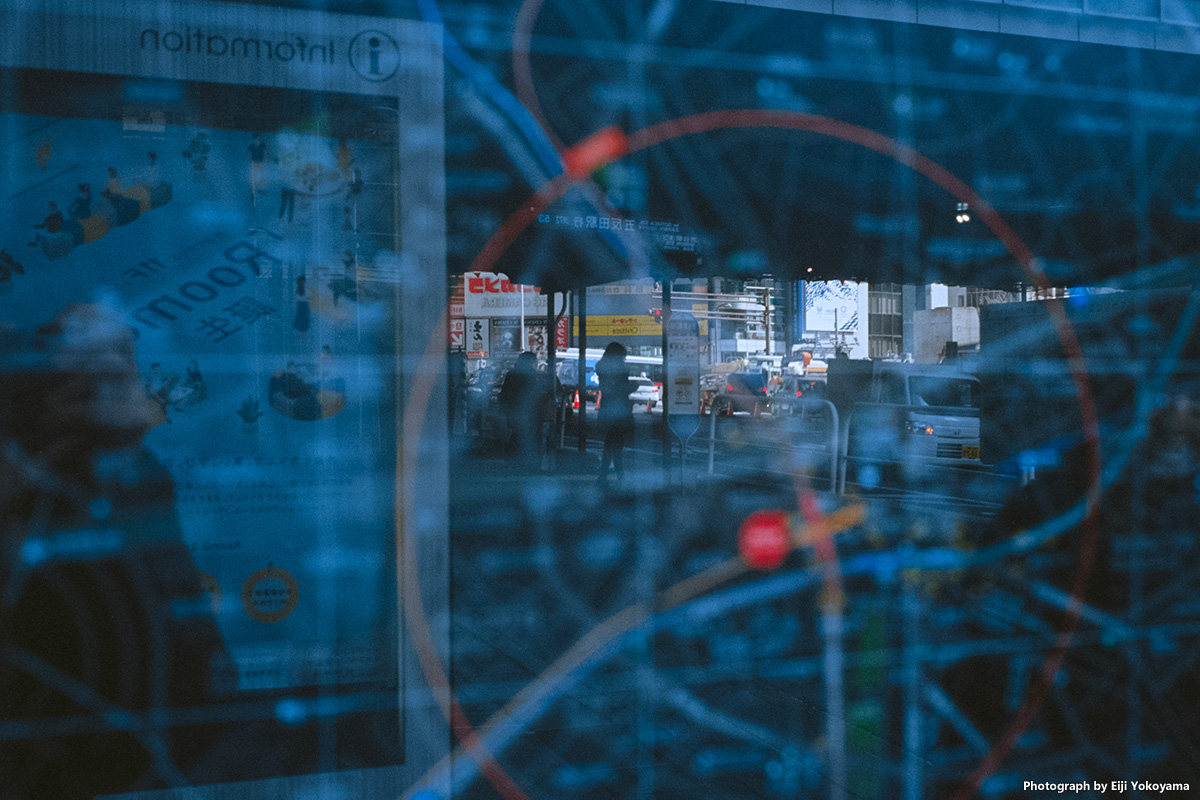 Leica M-A で渋谷