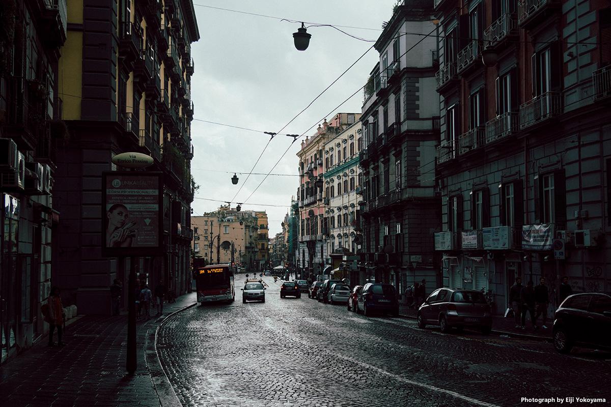 ナポリ,イタリア アドリア海・地中海クルーズ その5
