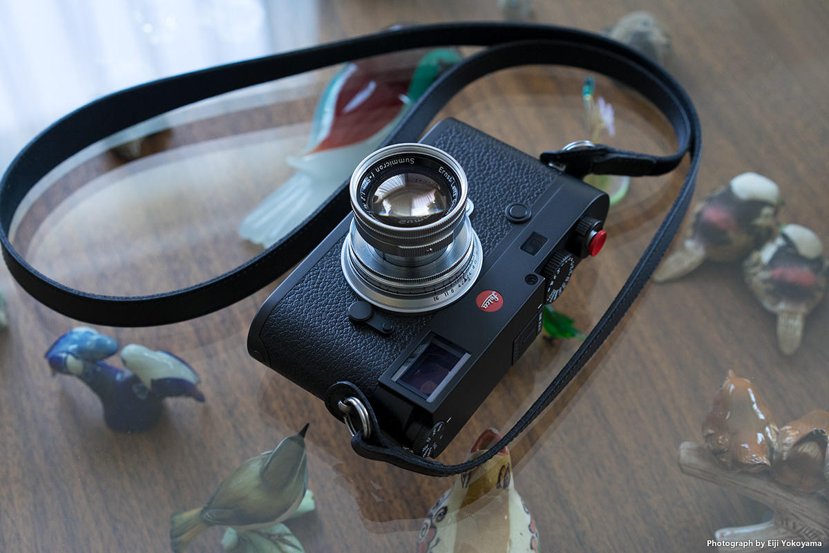 Leica Summicron 50mm f/2 1st Collapsible(沈胴)というレンズ
