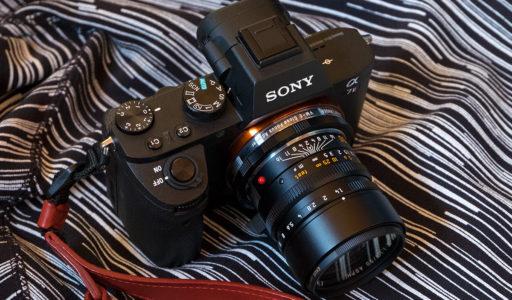 SONYα7II + LEICA SUMMILUX-M 50mm f/1.4 ASPH.