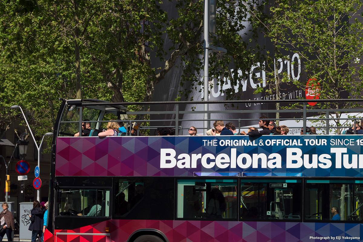 バルセロナ・スペイン