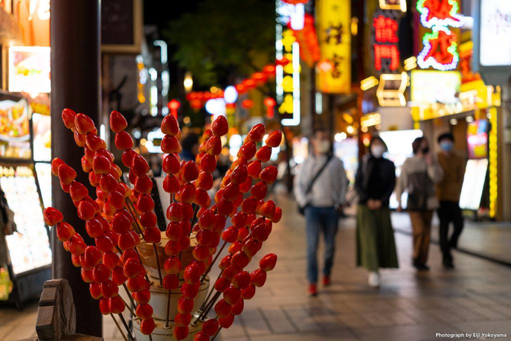 横浜中華街。α7C + Sonnar T* FE 35mm F2.8 ZA
