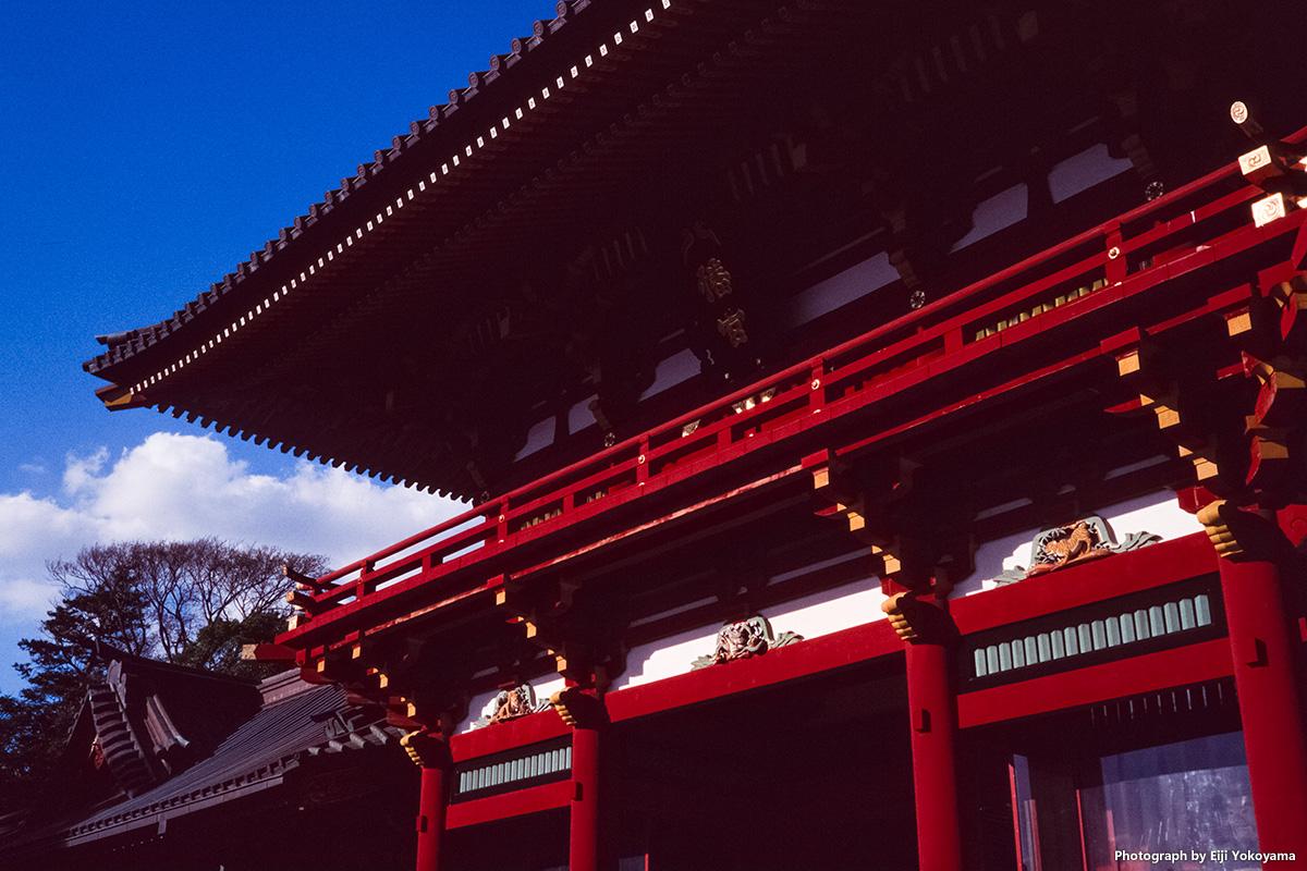 ミノルタCLEにエクタクロームを詰め込んで、鎌倉