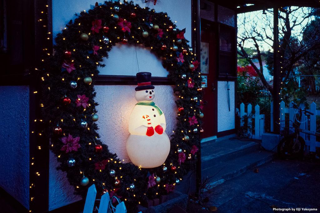 ブリキのおもちゃ博物館に隣接のクリスマストイズ。民家丸ごとクリスマスデコレーションされた感じです。 ちょうどクリスマス前だったので違和感は無かったのですが、ここは一年中クリスマス!のお店らしいです。