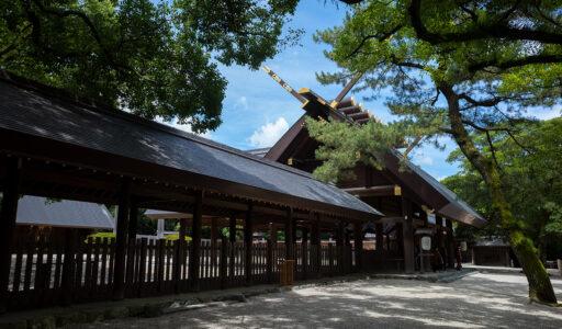 熱田神宮 GRIII