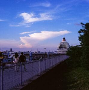 MINOLTA CLE で横浜
