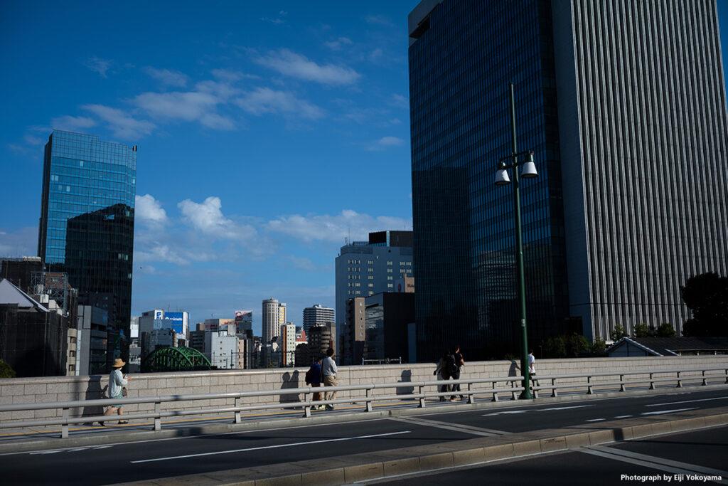聖橋。Leica M10-R + LIGHT LENS LAB M 35mm f/2(周八枚)