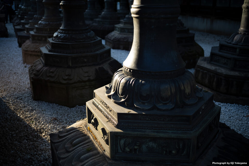 上野東照宮。Leica M10-R + LIGHT LENS LAB M 35mm f/2(周八枚)